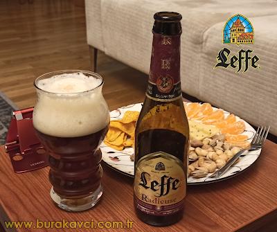 Leffe Radieuse Belçika Birası Değerlendirmesi - Premium Belçika Birası Anno 1240