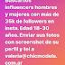 ARGENTINA: Se buscan INFLUENCERS HOMBRES con más de 35K de followers entre 18 y 30 años