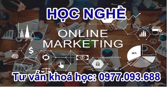 Marketing online học những gì?