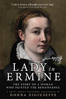 Lady in Ermine - Historical Fiction by Donna DiGiuseppe