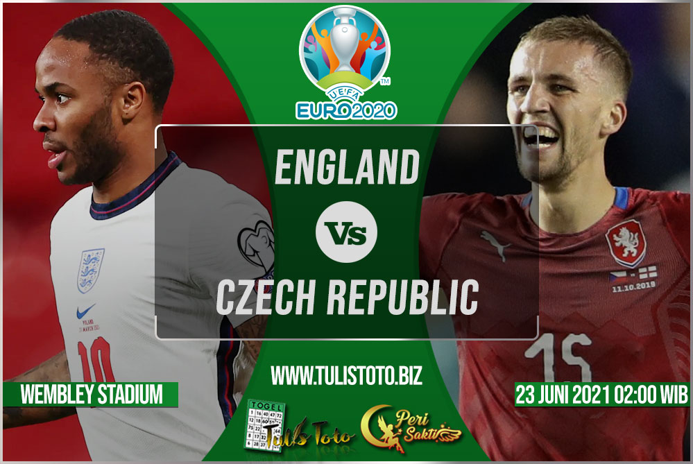 Prediksi England vs Czech Republic 23 Juni 2021