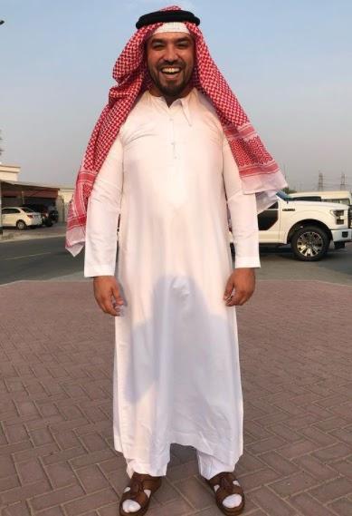 Khalid Al Ameri Biography, Age, Height, Wife, Wiki, & More