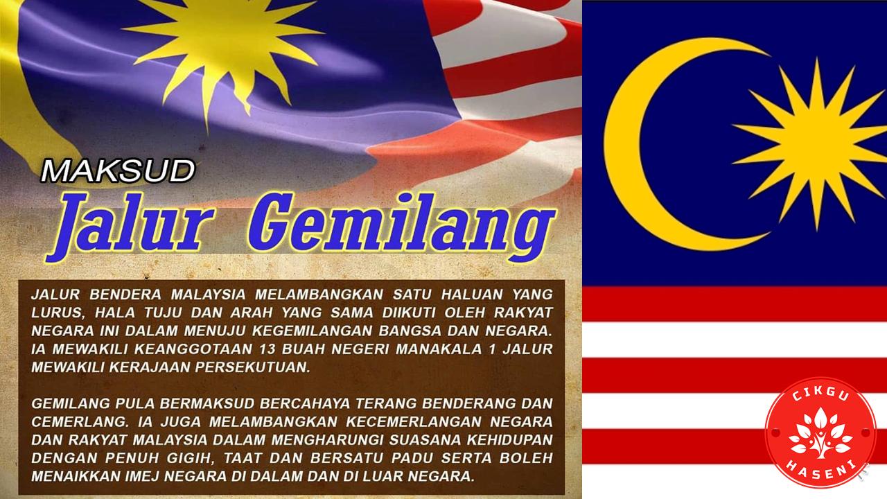 Paling Laju Maksud Bendera Malaysia