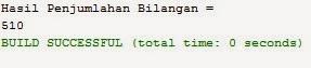 Source Code Java Netbeans Operasi Penjumlahan