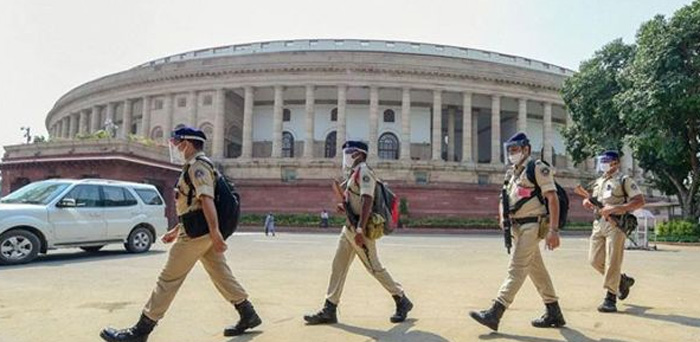 New Delhi, news, National, Top-Headlines, COVID-19, Parliament, Skip, Winter session, Covid 19; Parliament will not join the winter session