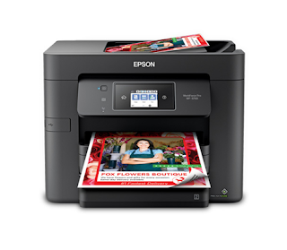 Epson WorkForce Pro WF-3730 Drivers Download
