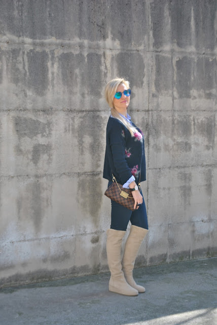 outfit blu come abbinare il blu abbinamenti blu blue outfit how to wear blue how to combine blu outfit primaverili spring outfit outfit marzo 2016 march outfit mariafelicia magno fashion blogger color block by felym fashion blogger italiane fashion blog italiani fashion blogger milano blogger italiane blogger italiane di moda blog di moda italiani ragazze bionde blonde hair blondie blonde girl fashion bloggers italy italian fashion bloggers influencer italiane italian influencer