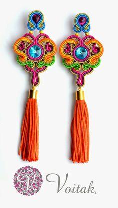 Tassel earrings...και εντυπωσιάστε!