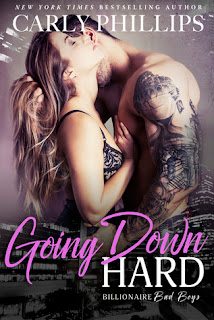 Going Down Hard by Carly Phillips