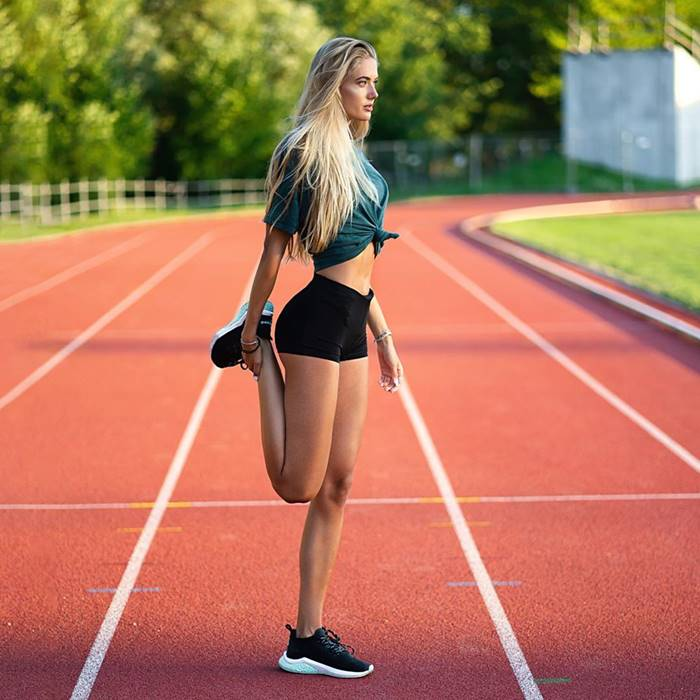 Alica Schmidt | The most beautiful athlete in the world