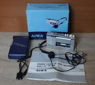 Aiwa TP-S30