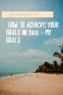 Como alcançar suas metas em 2021 13