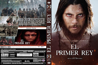 EL PRIMER REY – IL PRIMO RE 2018 [COVER – DVD]