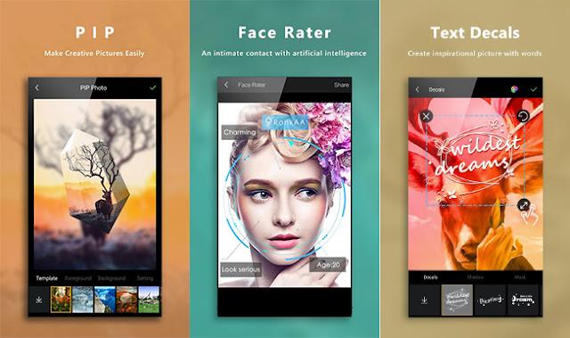 تطبيق Toolwiz Photos لتحرير وتعديل الصور بأدوات احترافية