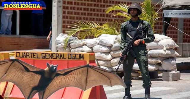 La sede del DGCIM de Boleíta se convirtió en un foco enorme del Virus Chino