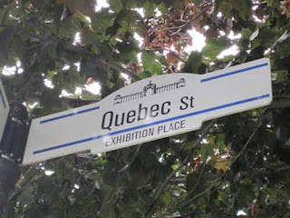 Quebec Street Exhibition Place