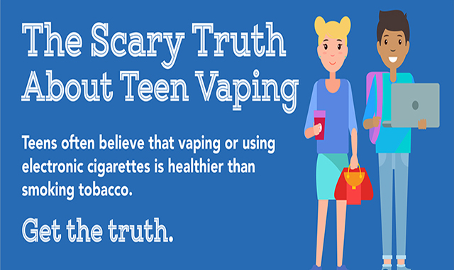 The Scary Truth About Teen Vaping