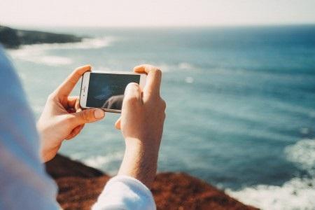 como gravar um vídeo no celular