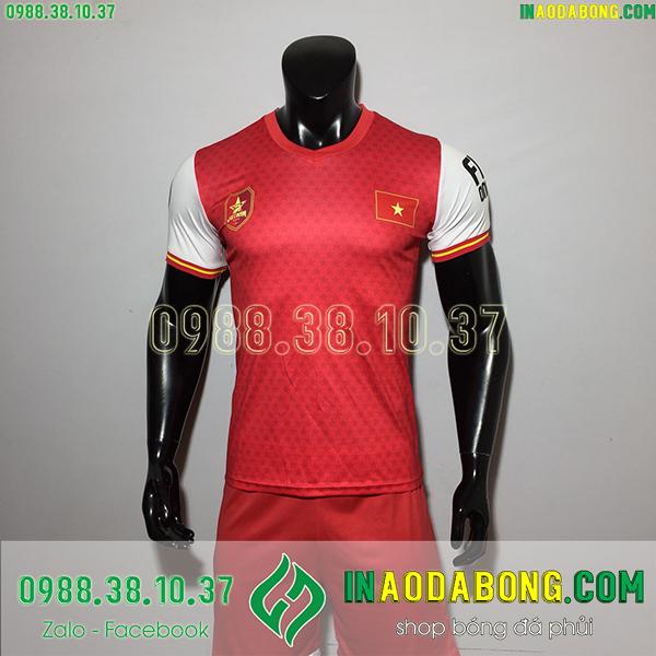 Áo bóng đá đội tuyển Việt Nam fifa đỏ