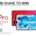 Duet with your favorite star #VOOCChallenge & win #OPPOF9Pro Smartphones