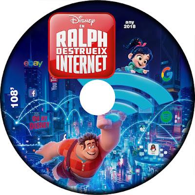 En Ralph destrueix internet - [2018]