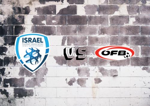 Israel vs Austria  Resumen