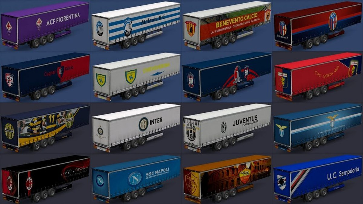 Standalone Italian League Trailers