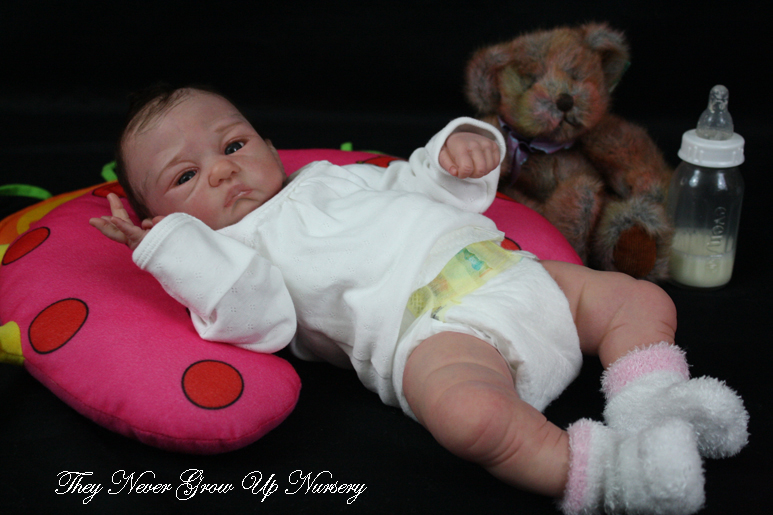 Theynevergrowupnursery Newborn Baby Ashleigh Ready For