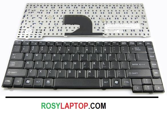 Keyboard Toshiba L40 L45 (Type Lama)