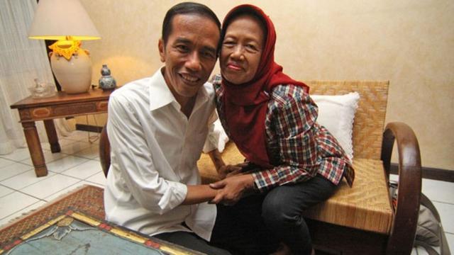 Ibunda Presiden Jokowi Meninggal Dunia di Solo Karena Kanker
