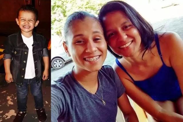 """NOVA MARILÂNDIA: Madrasta confessa agressões a menino morto para """"educá-lo"""""""