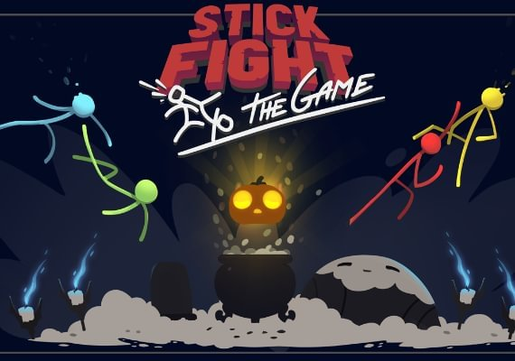 لعبة stick fight