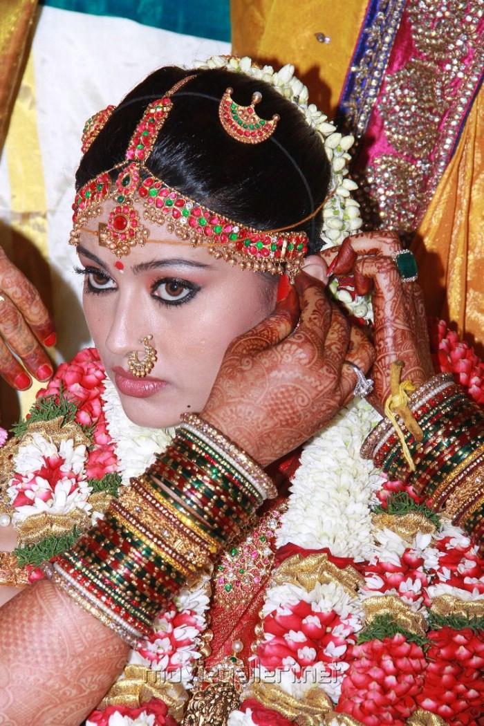 Sneha Prasanna Wedding Photos 521 Entertainment World