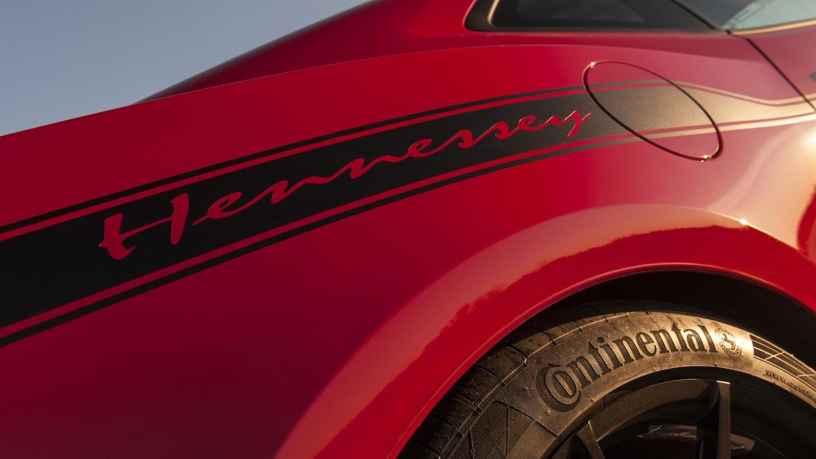 John Hennessey độ Chevrolet Camaro SS bắn 325 km/h