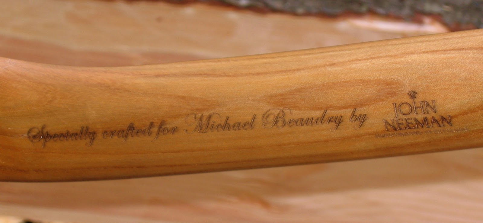 A review of the John Neeman bearded axe | Mud Pond Hewing