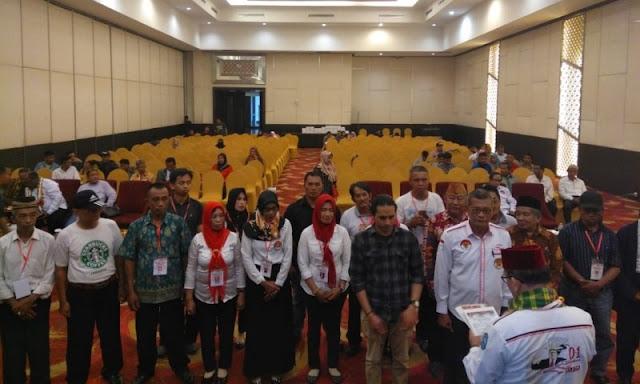 Deklarasi Relawan Jokowi-Ma'ruf di Kendari Sepi, Panitia : Ada Kesalahan Teknis