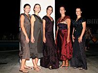 modna revija, hotel Pastura, Postira otok Brač slike