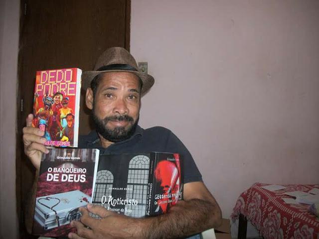 Novo Livro de Grimaulde Gomes Apresenta um Don Juan às Avessas