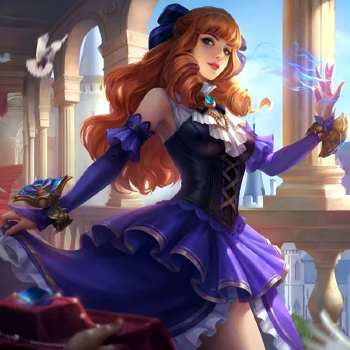 Guinevere Top Mage Mobile Legends