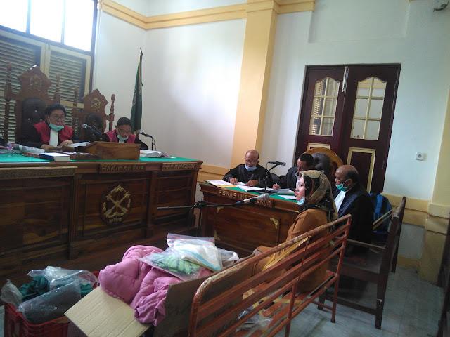 Zuraida Hanum Beberkan Hal Mengejutkan Dalam Sidang Lanjutan Pembunuhan Hakim PN Medan