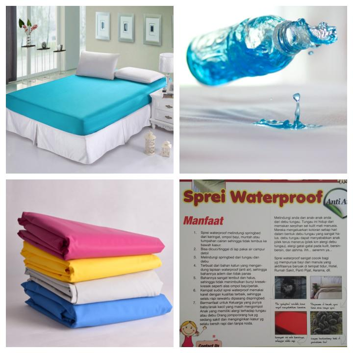 review merk sprei waterproof