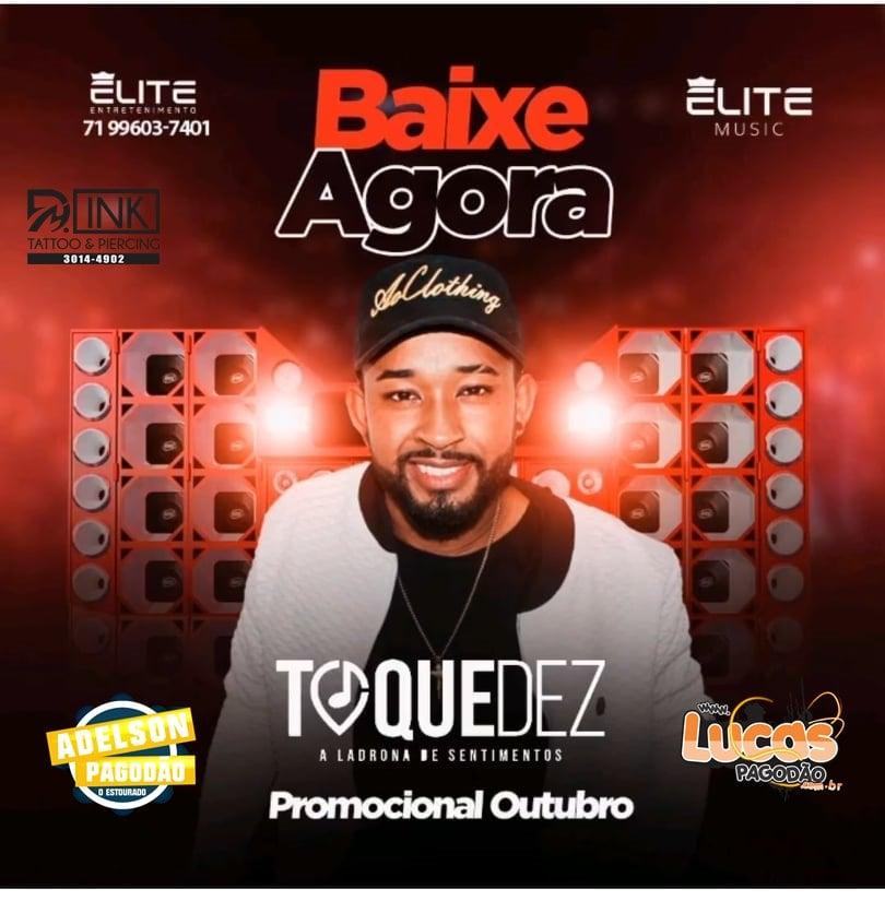 TOQUEDEZ - CD PROMOCIONAL DE OUTUBRO 2020