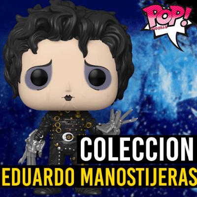 Lista de figuras Funko POP Eduardo Manostijeras