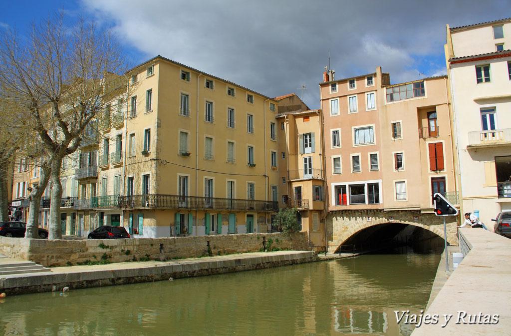 Puente de los Mercantes, Narbonne