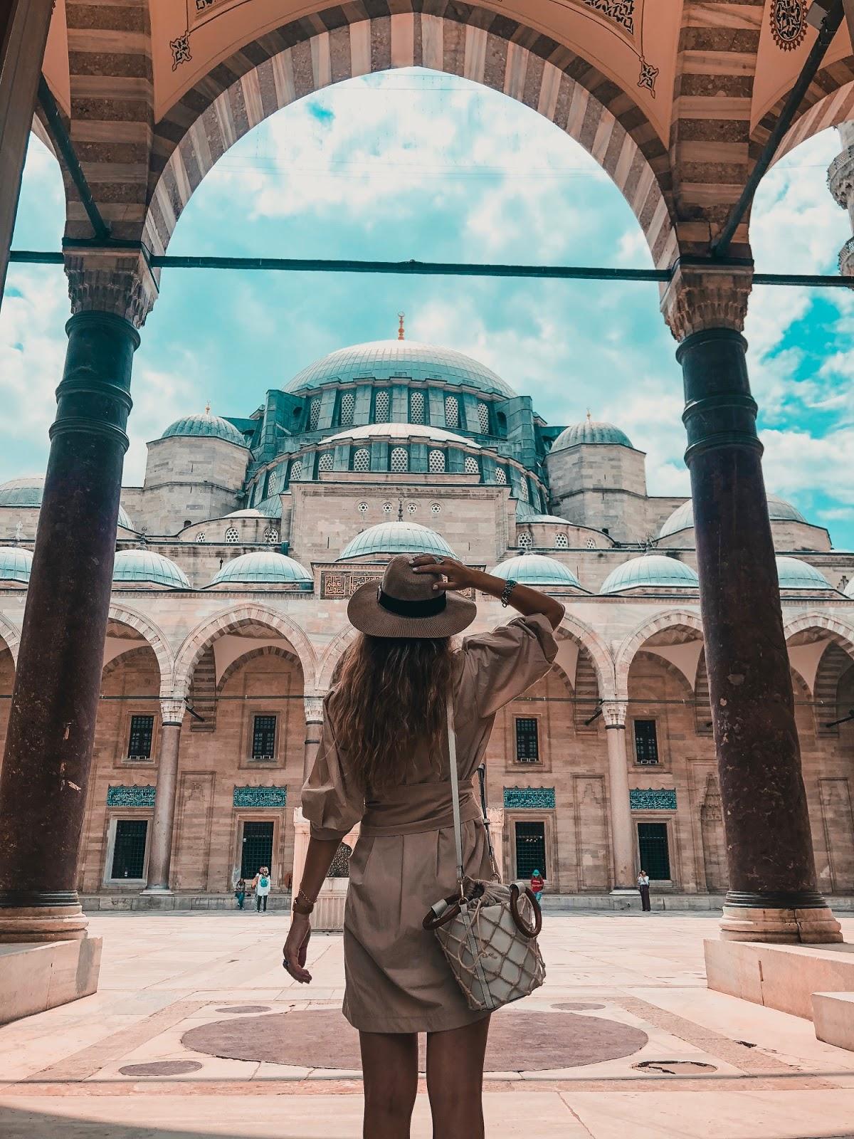 mezquitas bonitas Estambul