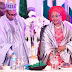 First Family Issue: President Buhari And Wife Aisha