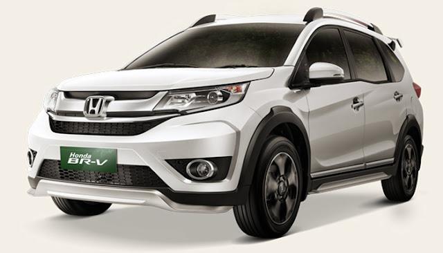 Daftar Harga dan Paket Kredit Honda BRV Facelift Pekanbaru Riau Maret 2017