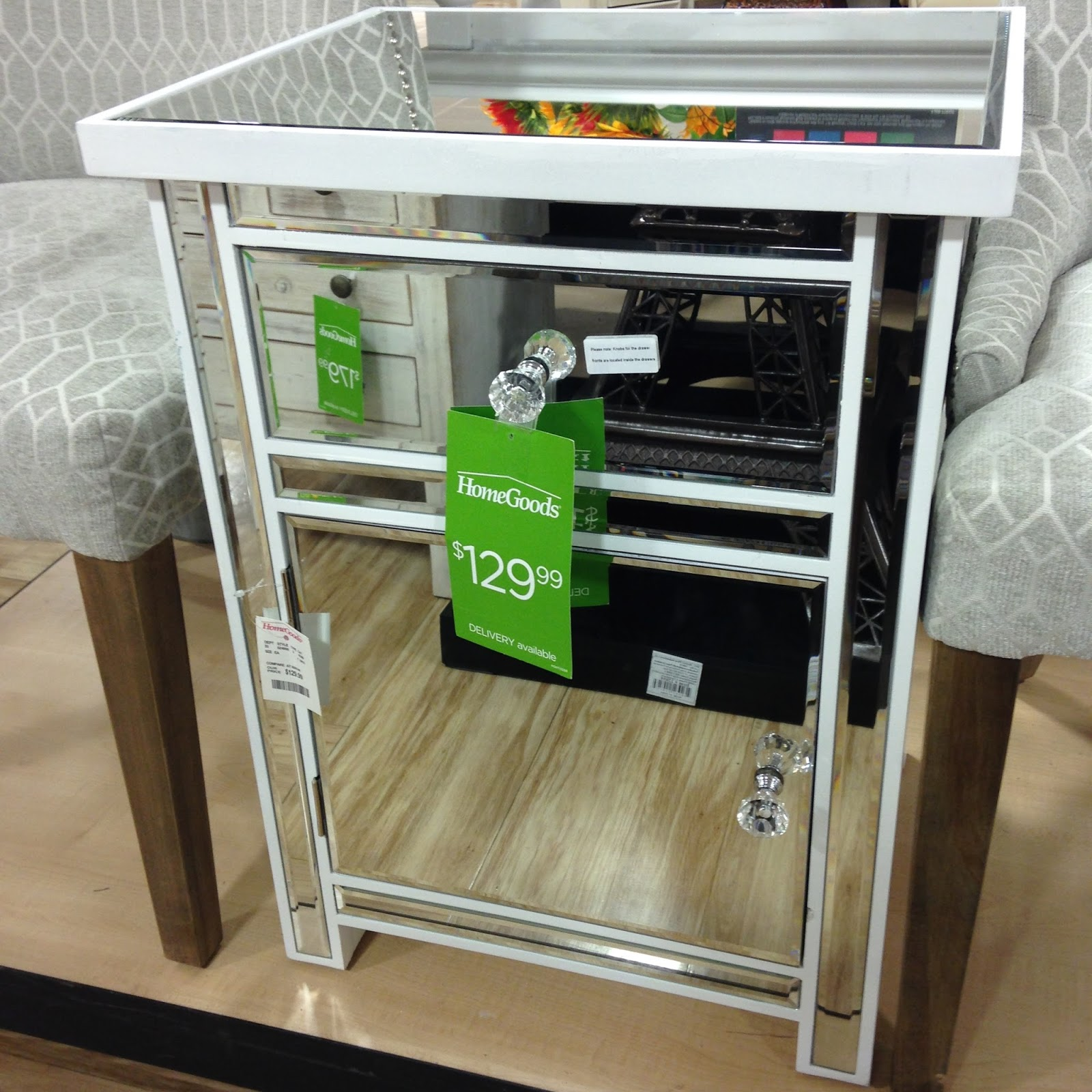 Furniture From Home Goods: Tracy's Notebook Of Style: HomeGoods Store Pics Of NEW