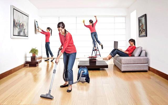Kebiasaan yang Membuat Rumah Selalu Bersih