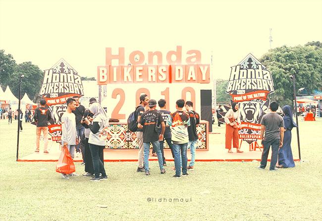 Honda Bikers Day Regional Kalimantan 2019 Perayaan Persaudaraan Terbesar